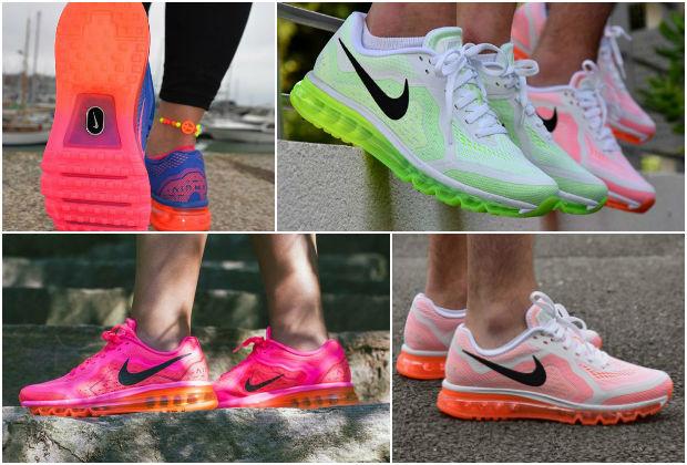 Nike Air Max 2014 Modelleri